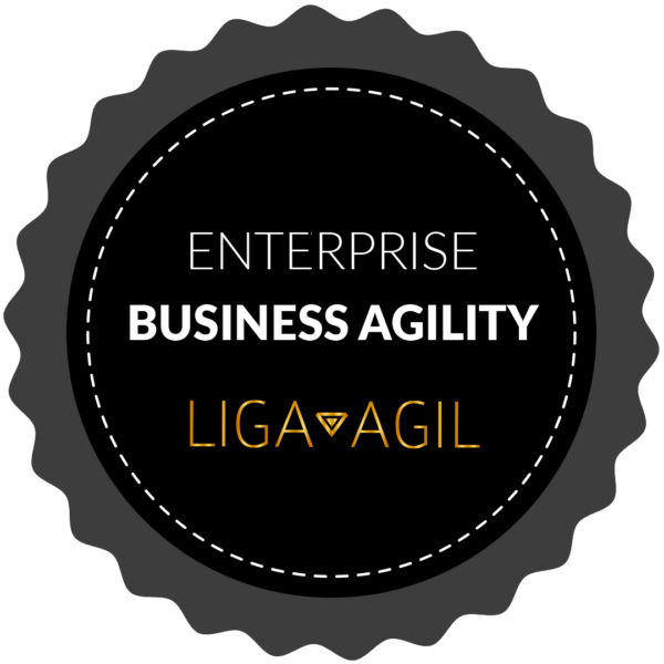 Enterprise Business Agility | Liga Ágil