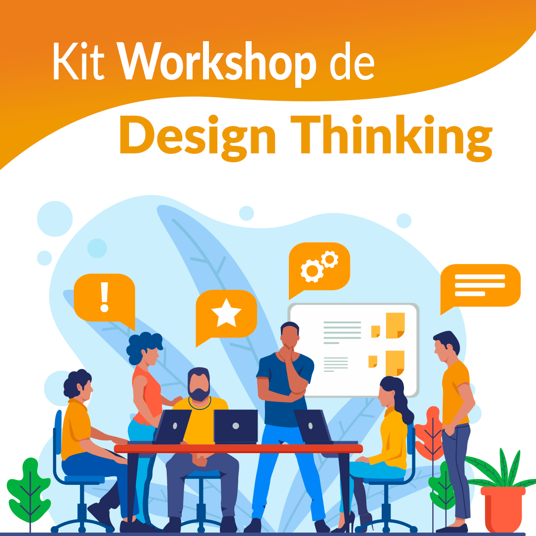 Kit Workshop de Design Thinking